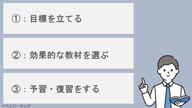 【失敗談あり】毎日のオンライン英会話をより効果的にする方法は3つだけ