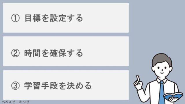 30代から英語を話せるようになりたい人がやるべき3ステップ